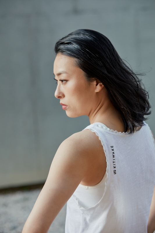 sustainable top for women