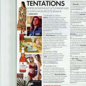 tentations et bons plans elle magazine